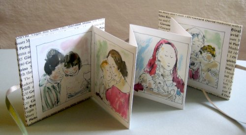 Marilyn MacGregor - Working Mothers Handmade Art Book