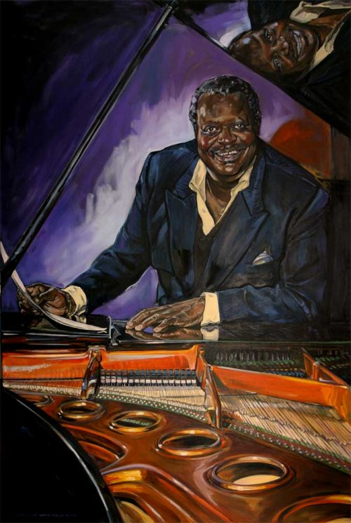 Christine Montague - Dr. Oscar Peterson